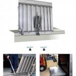 Aluminium perronplaten 4